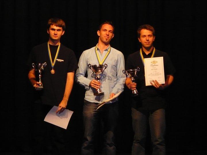 WC 2011 Huskvarna